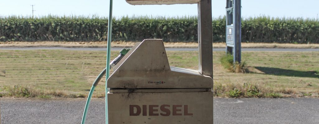 Misery For Motorists As Diesel Prices Hit New High