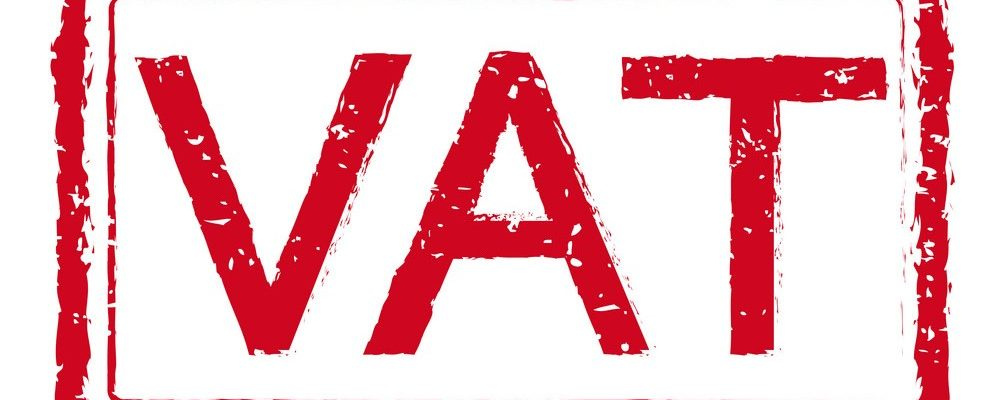 Get Shopping Now – VAT Increase Is On The Way